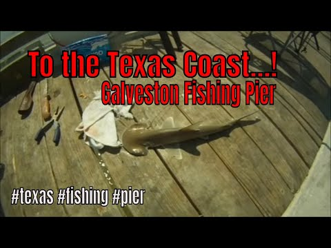 Fished Galveston This Round!