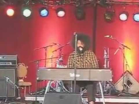 Reggie Watts - Love and Sandwiches?
