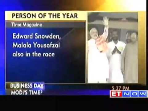 Narendra Modi shortlisted by Time for 'Person of the Year' title