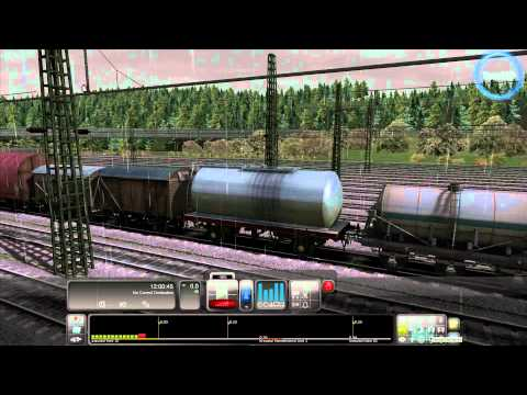 RailWorks 3: Train Simulator 2012 Deluxe HD gameplay
