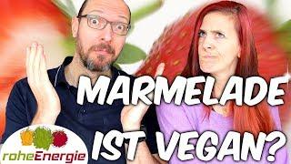 Ist Marmelade vegan? 🍓🍓🍓