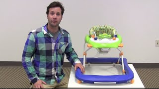 Safety 1st Sounds 'n Lights Activity Baby Walker Review by zSeek