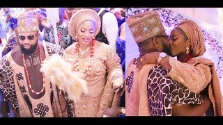 Ibadan Shake As Olajide George Weds His Heartthrob As They Dance In Magnetically