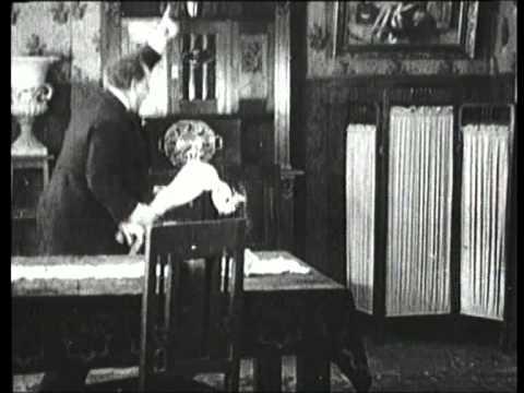 Antoś Pierwszy Raz W Warszawie - (Antoś Zgubił Gorset) - 1908