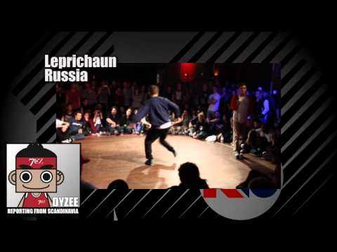 R-16 Breakin News: R-16 Scandinavia 1 on 1 Recap at Floorwars