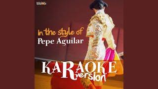 Huapango Torero Karaoke Version