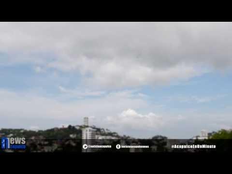 Acapulco en un minuto - Nubes
