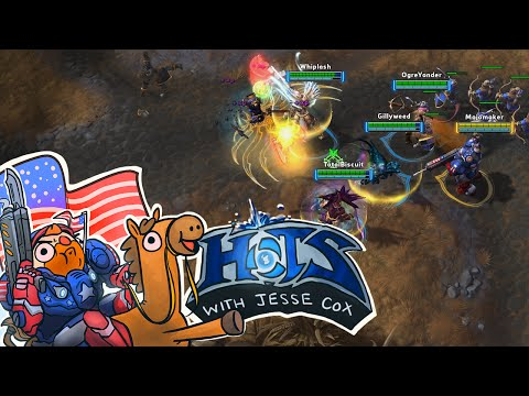 Heroes of the Storm: It aint over til it's over (with TB!)