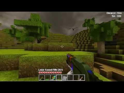 Melhor Arma do Mundo *-*  - Castle Miner Z #7