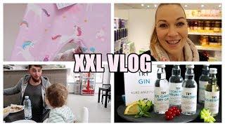 XXL Family Vlog |unerwartete Päckchen | Vorbereitungen für den Urlaub | TRY Food