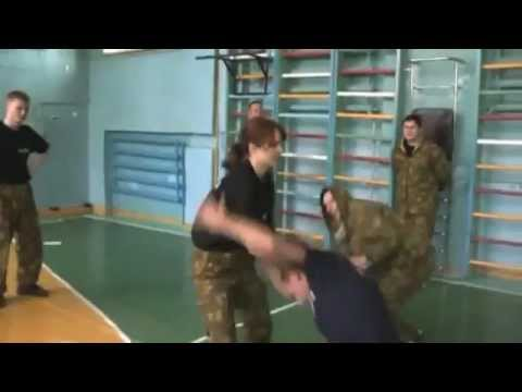 Ladies training Systema Image 1