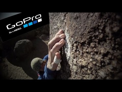 GoPro Hero HD Climbing