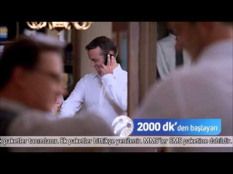 Turkcell Platinum'un Tarifeleri Yenilendi!