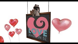 Love Made in Second Life - Episode 1: Meet Teal + Wolf