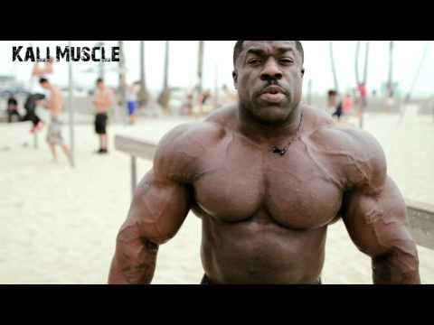 Kali Muscle on Bodybuilding Nutrition