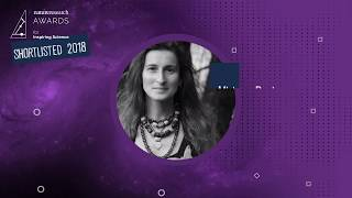 Shortlisted for the Inspiring Science Award: Mirjana Pović