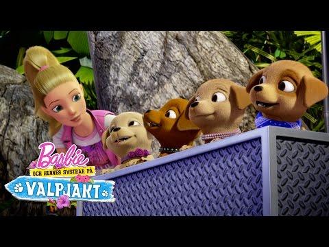 Trailer till Barbie™ och hennes systrar på valpjakt | Barbie