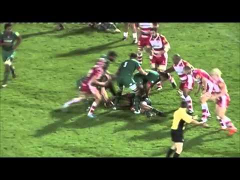 Rhys Williams Highlights 2015