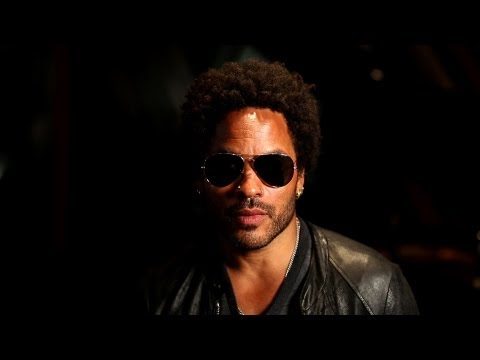 "Lenny Kravitz: ""Eradicate polio in our lifetime"""