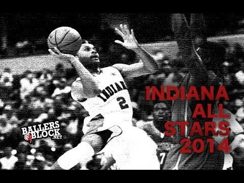 James Blackmon Jr. Puts On A Show!!! Indiana All Star Mix