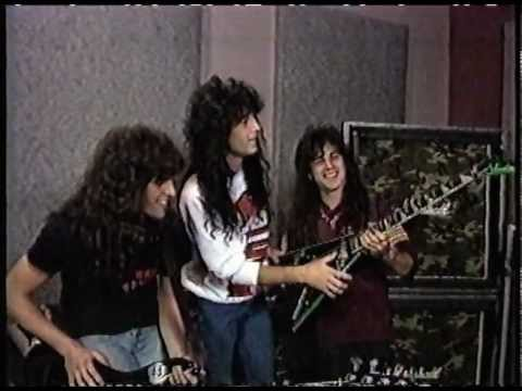 Anthrax 1988 Headbangers Ball