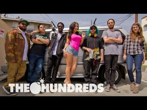 THE HUNDREDS :: ROAD TRIP WITH JAYDEN JAYMES