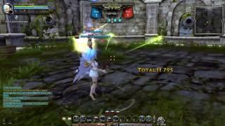 Dragon Nest PvP [93 cap] - Sniper/Artillery vs MoonLord