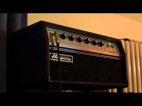 Video Review - Ampeg GVT15H Guitar Amplifier [METAL]