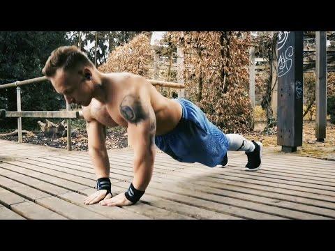 Effektiver Muskelaufbau mit Liegestütze | Technik Tutorial und Liegestütz-Variationen