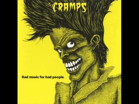 Cramps - Big Black Witchcraft Rock