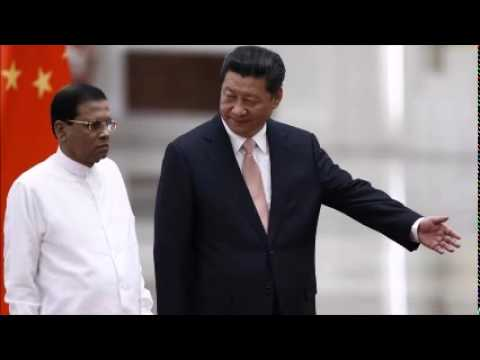 Sri Lanka seeks improved relations with China