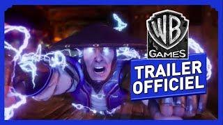 Mortal Kombat 11 -  Trailer de lancement