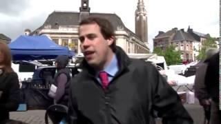 Laurent Louis rencontre des neo-nazis a Charleroi