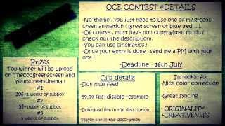 Special 1k subscribers ! Thecodgreenscreen # First Oce contest ! $ prizes ! (CLOSED)