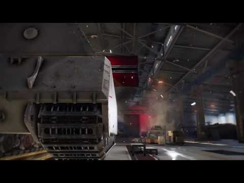 World of Tanks Xbox One - Maus intro