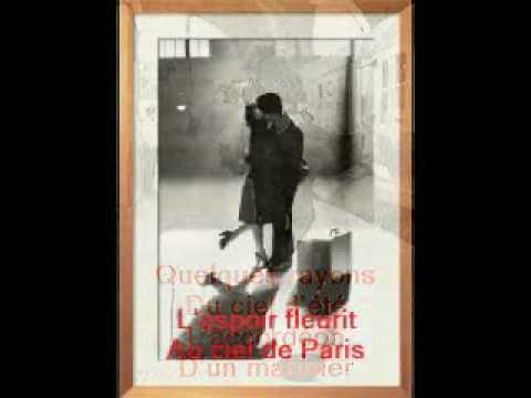 Edith Piaf - Sous le ciel de Paris Music Videos