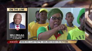 Sihle Zikalala on ANC KZN provincial conference