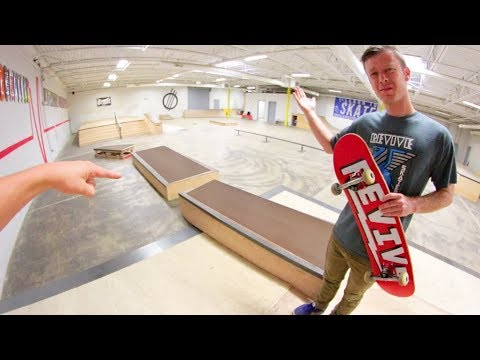 The Grind-Gap-Grind Of Death! / Warehouse Wednesday!