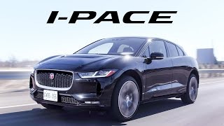 2019 Jaguar I-Pace Review - Not Better Than a Tesla?