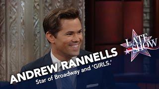 Andrew Rannells: Girls? More Like