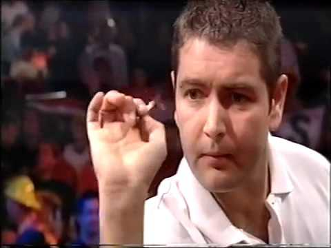 Darts World Championship 2004 Round 1 Robson vs Coote