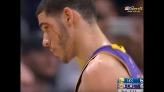 NBA Ejections 2017-2018 Season