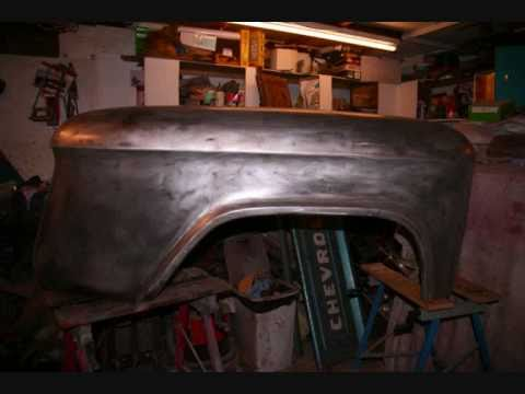 1956 chevy pickup pt1 Music Videos