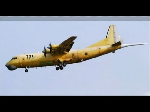 China's P-3C anti-submarine aircarft, Gaoxin-6