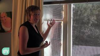 How to keep your house cool with windows shaded with foil-laminated cardboard (renshade)