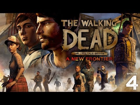 Fourth Episode of The Walking Dead: The Telltale Series