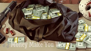MONEY MAKE YOU WRONG - Old School Hip Hop Rap Beat Instrumental