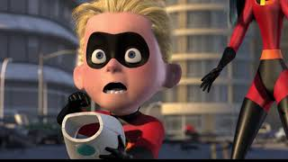 """""""You say run"""" goes with everything The incredibles"""