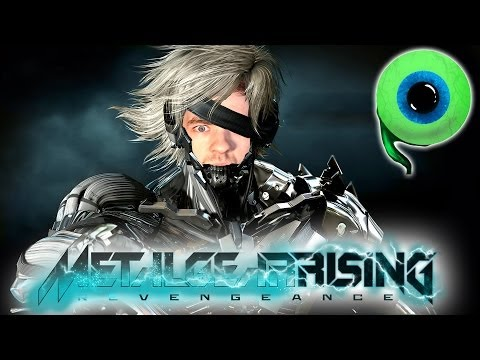 Metal Gear Rising Revengeance | THE MOST BADASS NINJA GAME EVER!!