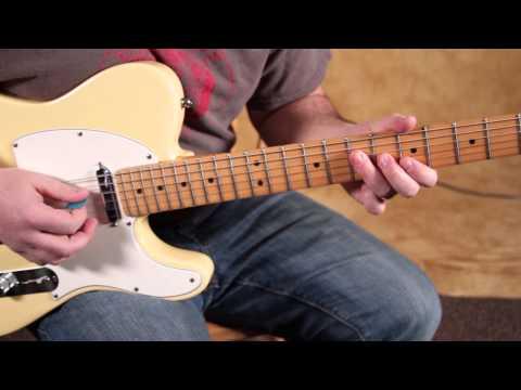 Lessons - Blues - Blues Rock